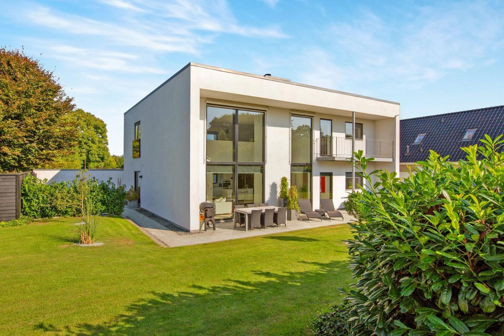 Arkitekttegnet hus af Arkinaut Arkitekter ApS Villa Max I