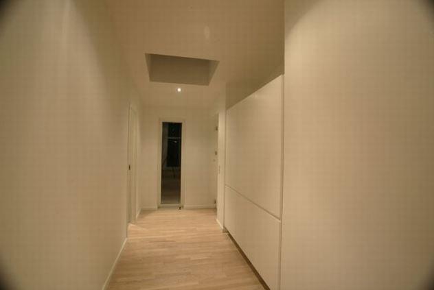 Arkitekt ny villa Glumsø gang Arkinaut.dk