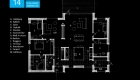 Arkitekttegnet hus plantegning 14 Arkinaut Arkitekter ApS