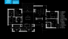 Arkitekttegnet hus plantegning 20 Arkinaut Arkitekter ApS