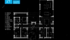 Arkitekttegnet hus plantegning 21 Arkinaut Arkitekter ApS