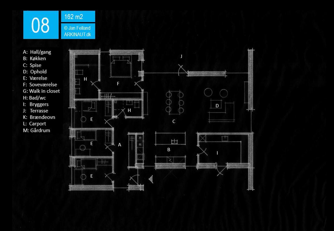 Arkitekttegnet hus plantegning 08 Arkinaut Arkitekter ApS