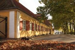 Jægersborg Kaserne renovering og restaurering : ARKINAUT
