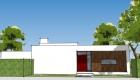 Arkitekttegnet hus af Arkinaut Arkitekter ApS