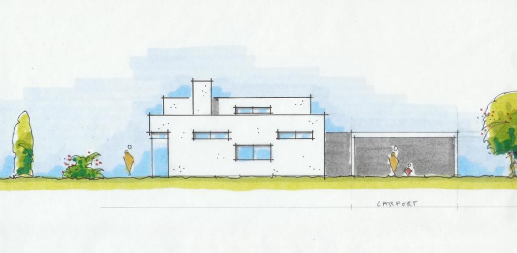 Arkitekt villa i Ringkøbing : Arkinaut.dk 6