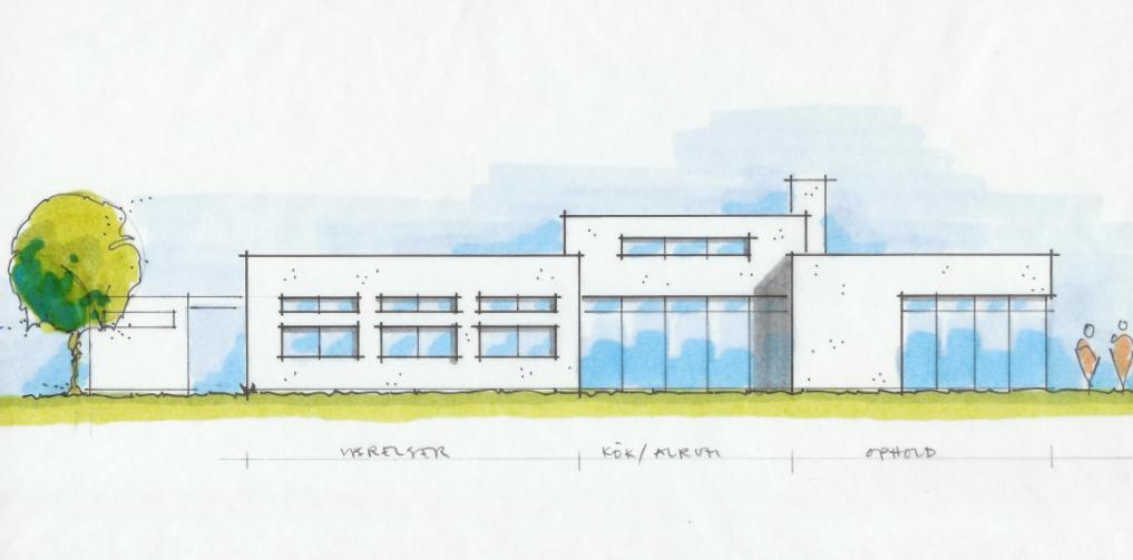 Arkitekt villa i Ringkøbing : Arkinaut.dk 5
