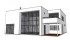 Arkitekttegnet hus - Forslag fra Arkinaut Arkitekt- og byggerådgivning Aps 2017