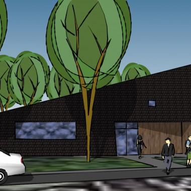 Arkinaut Arkitekter : Fælleshus for boligforening 2