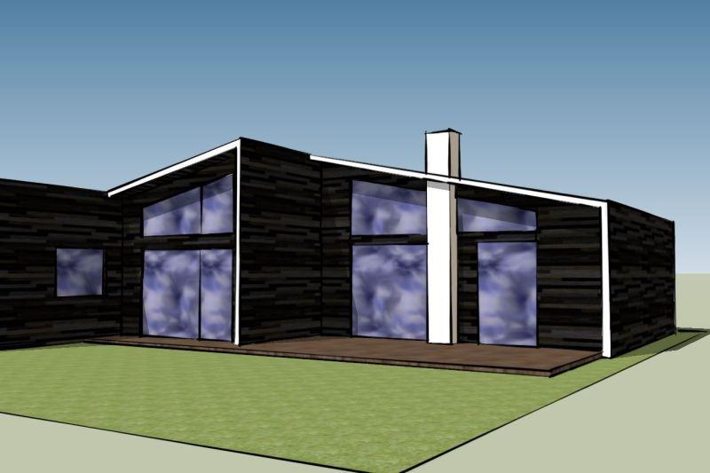 Totalrenovering af enfamiliehus - Arkinaut Arkitekt- og byggerådgivning ApS