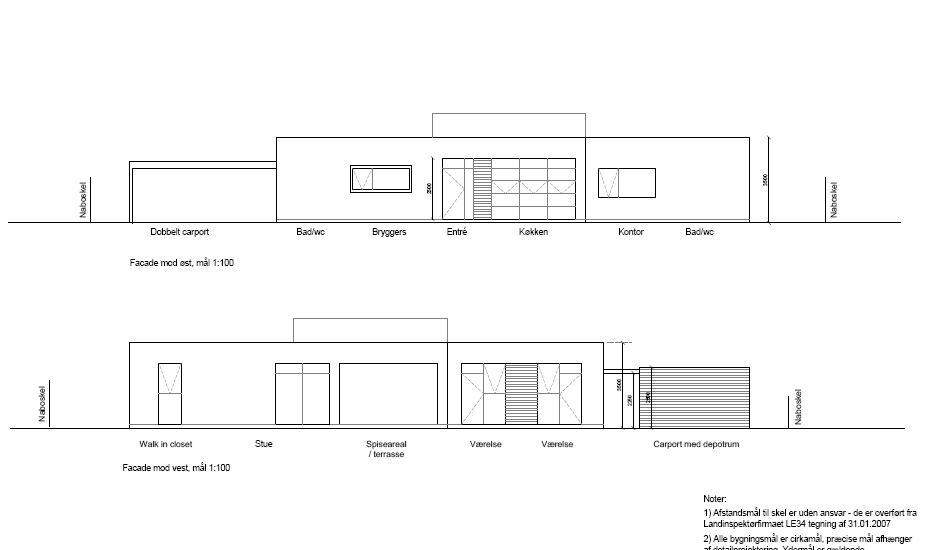 Ny villa i Jyllinge 05 - Arkinaut Arkitekter ApS