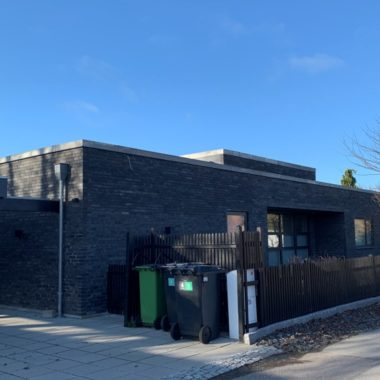 Arkitekttegnet hus i Jyllinge - Arkinaut Arkitekt- og byggerådgivning ApS