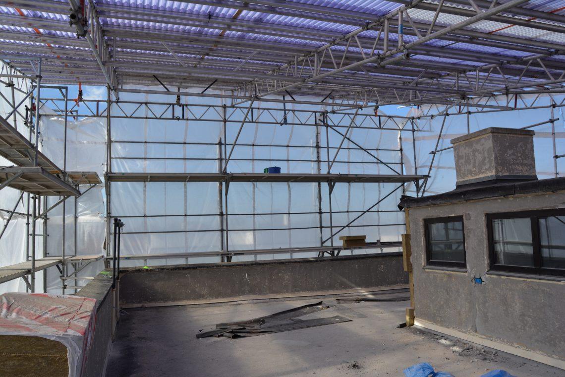 Renovering af villa - Arkinaut Arkitekt- og byggerådgivning ApS - Tagterrasse