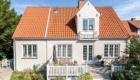 Tilbygning til symmetrisk ældre villa - Arkinaut Arkitekt- og byggerådgivning ApS