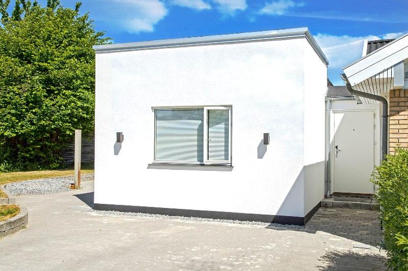 Funkis tilbygning til parcelhus - Arkinaut Arkitekt- og Byggerådgivning Aps 2