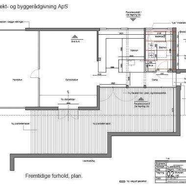 Ombygning af køkken og bad - Case fra Arkinaut ApS