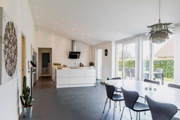 Tilbygning til enfamiliehus / villa - Arkinaut Arkitekt- og byggerådgivning Aps