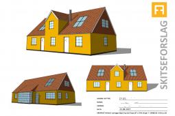 Førstesal Skagenhus tegninger Arkinaut arkitekt- og byggerådgivning