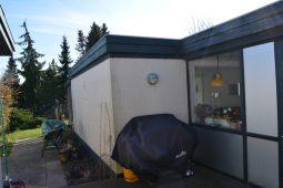 Renovering af villa - Arkinaut Arkitekt- og byggerådgivning : istandsættelse, nyt badeværelse, nyt køkken, terrasse, facade m.v.