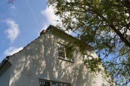 Renovering, tagrenovering, nyt tag på ældre villa - Arkinaut Arkitekt- og byggerådgivning aps