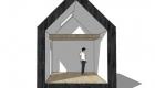Arkitekttegnet anneks - Arkinaut Arkitekt- og byggerådgivning Aps 3