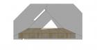 Arkitekttegnet anneks - Arkinaut Arkitekt- og byggerådgivning Aps 4