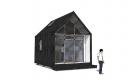 Anneks isoleret og godkendt til helårs brug - Arkinaut Arkitekt- og byggerådgivning aps