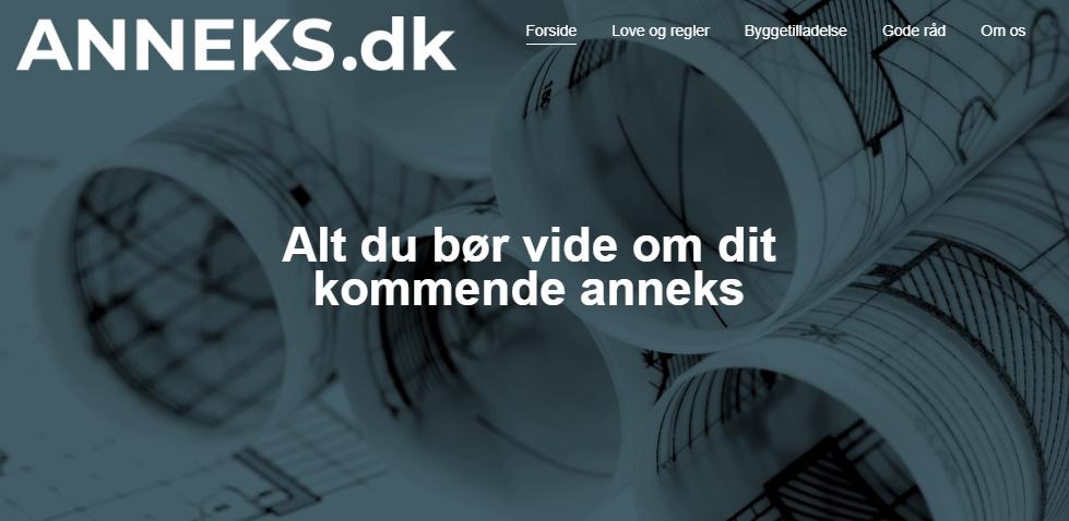 Anneks.dk - Alt du skal vide om dit nye anneks - Specialside fra Arkinaut ApS