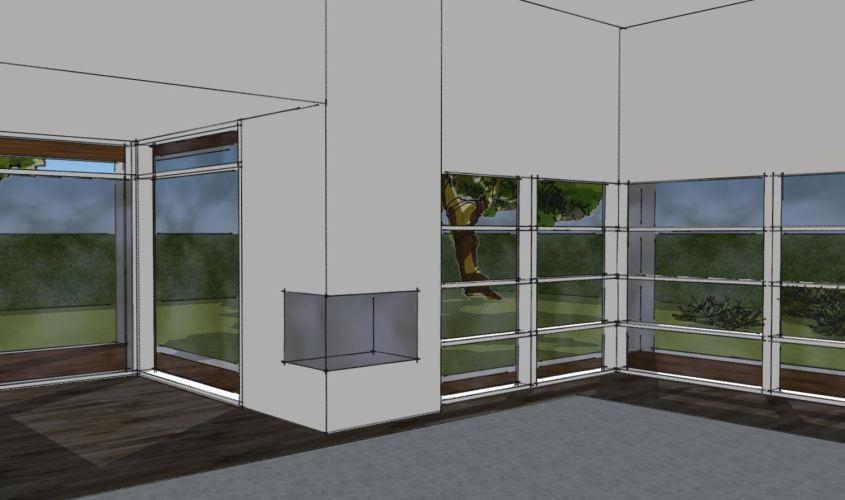 Arkitekttegnet hus - Arkinaut Arkitekt + Byggerådgivning Aps - Villa Ophelia 06