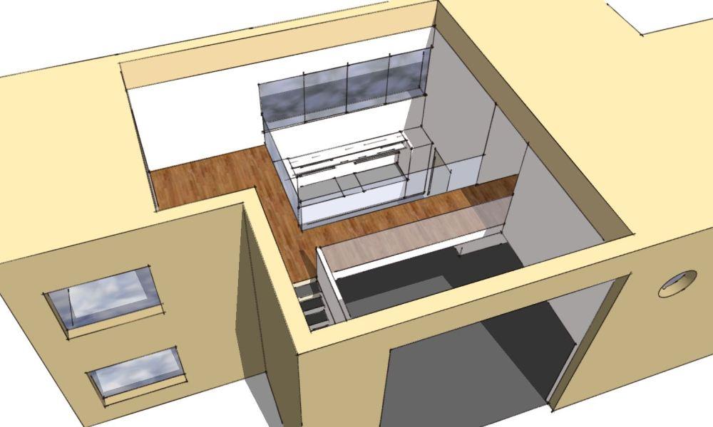 Arkitekttegnet hus - Arkinaut Arkitekt- og Byggerådgivning Aps - Villa Veronica 07