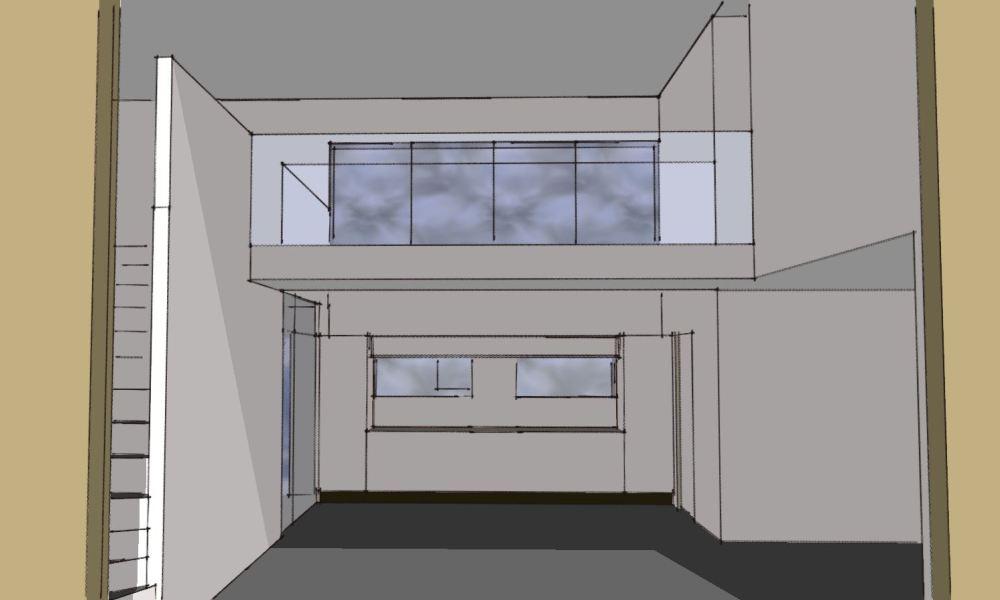 Arkitekttegnet hus - Arkinaut Arkitekt- og Byggerådgivning Aps - Villa Veronica 08