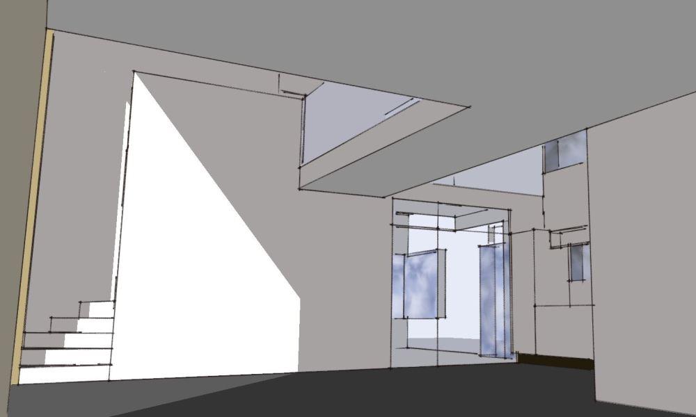 Arkitekttegnet hus - Arkinaut Arkitekt- og Byggerådgivning Aps - Villa Veronica 09