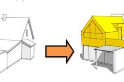 Ny første sal på villa - Arkinaut Arkitekt og byggerådgivning Hovedprojekt