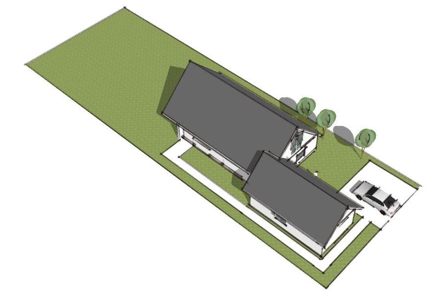 Tilbygning i samme stil - Arkinaut Arkitekt- og byggerådgivning Aps 02