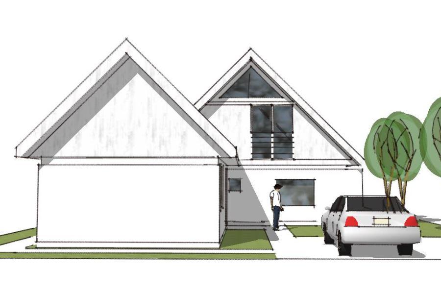 Tilbygning i samme stil - Arkinaut Arkitekt- og byggerådgivning Aps 03