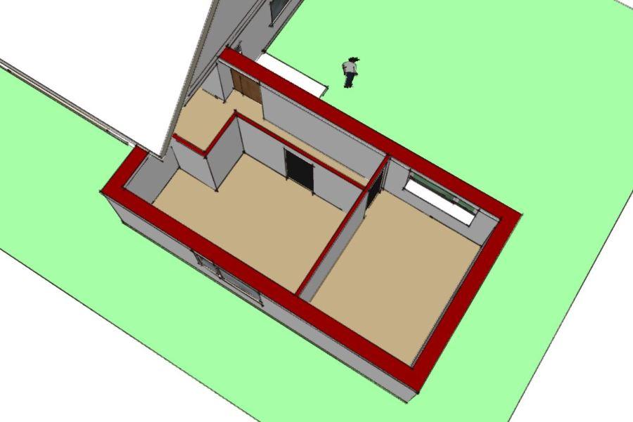 Tilbygning i samme stil - Arkinaut Arkitekt- og byggerådgivning Aps 04
