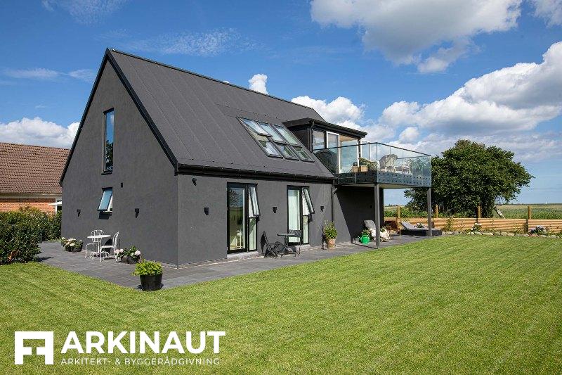 Ny første sal med udsigt - Arkinaut Arkitekt- og byggerådgivning ApS 8