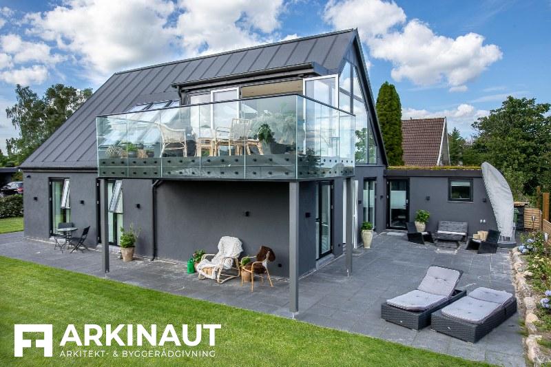 Ny første sal med udsigt - Arkinaut Arkitekt- og byggerådgivning ApS 9