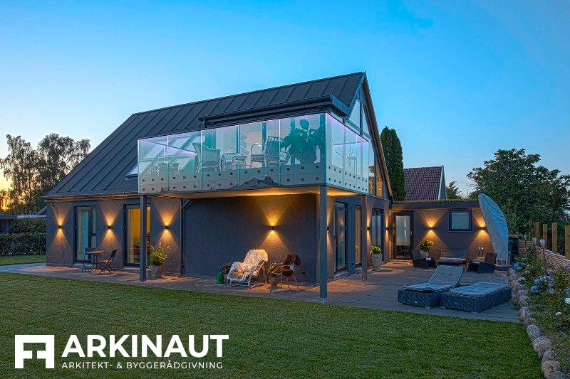 Ny første sal med udsigt - Arkinaut Arkitekt- og byggerådgivning ApS 12