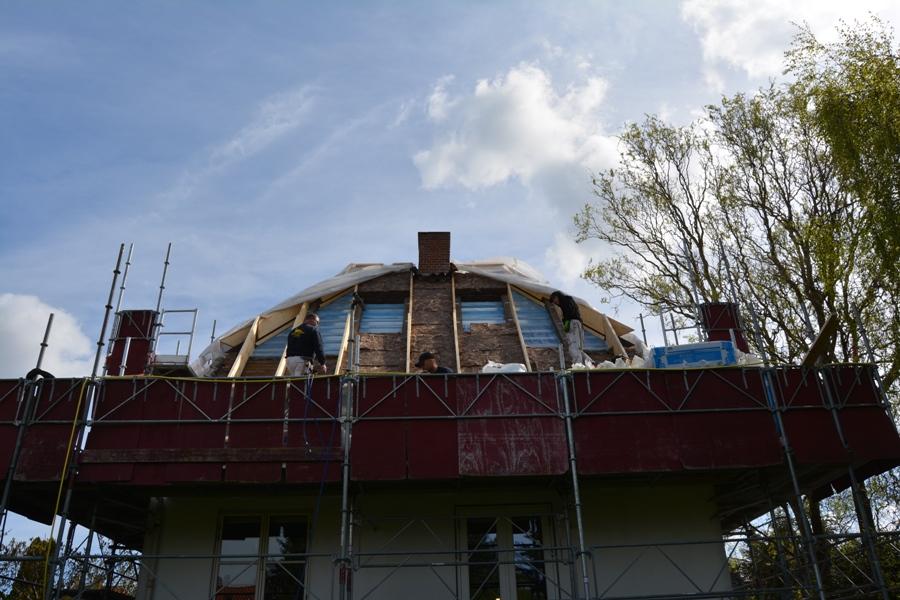 Renovering af tag - Arkinaut Arkitekt- og Byggerådgivning Aps 2