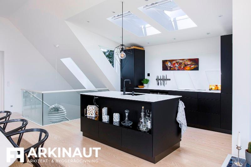 Ny første sal med udsigt - Arkinaut Arkitekt- og byggerådgivning ApS 2