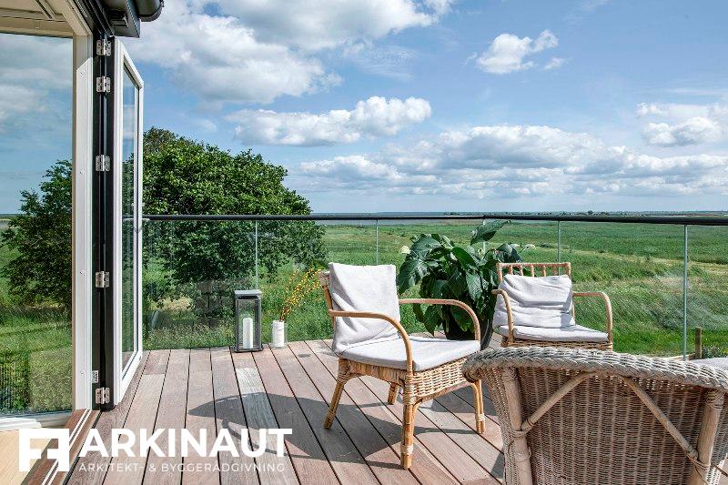 Ny første sal med udsigt - Arkinaut Arkitekt- og byggerådgivning ApS 4
