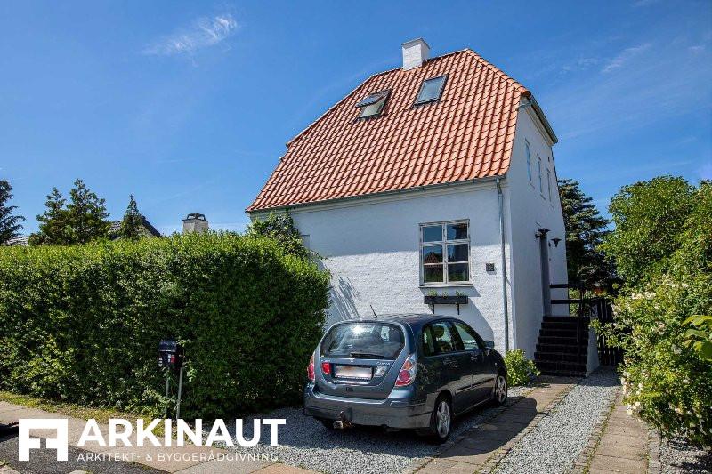 Renovering af tag, isolering og inddrage loftrum - Arkinaut Ariktekt- og byggerådgivning ApS 4