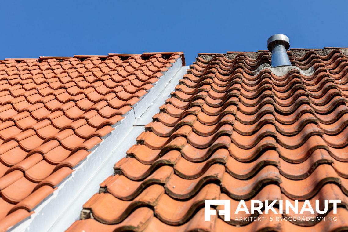 Tilbygning til symmetrisk ældre villa - Arkinaut Arkitekt- og byggerådgivning ApS 3