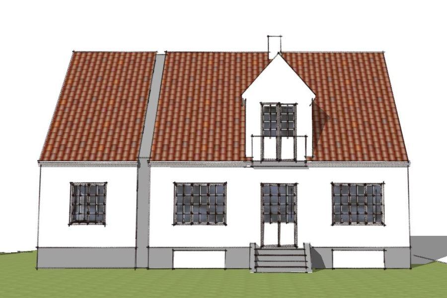 Tilbygning til ældre villa - Arkinaut Arkitekt- og byggerådgivning Aps 03