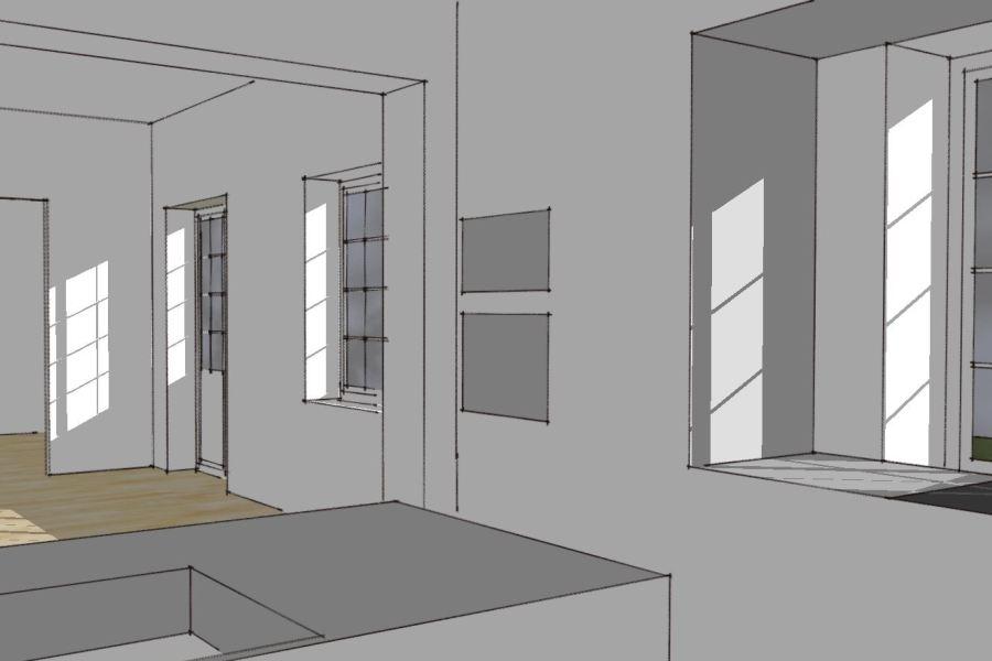 Tilbygning til ældre villa - Arkinaut Arkitekt- og byggerådgivning Aps 04