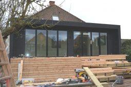 Tilbygning til villa fra 1950'erne - Arkinaut Arkitekt- og byggerådgivning ApS 2