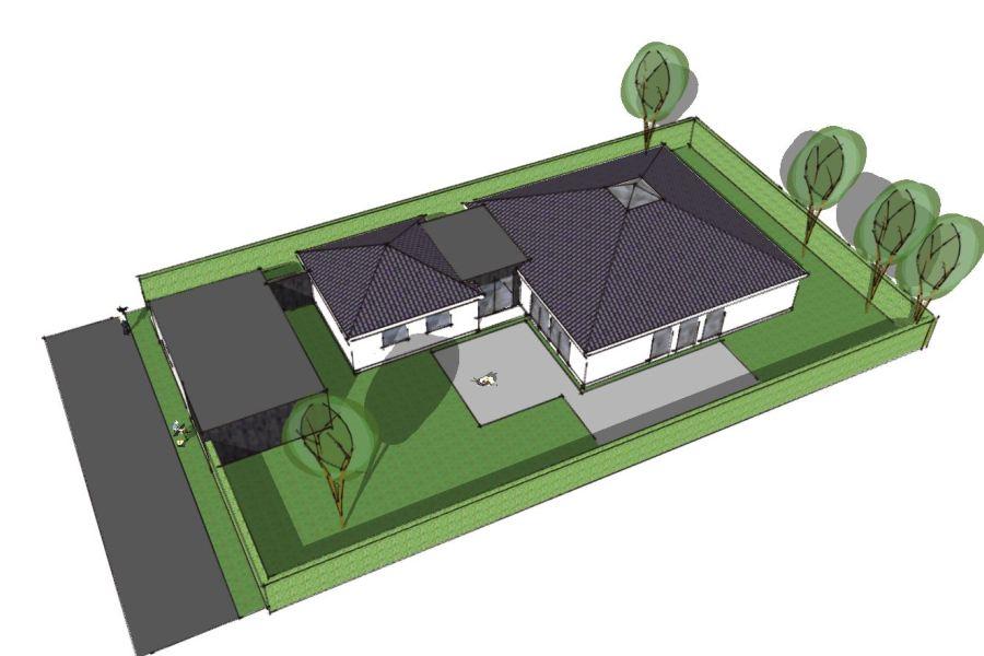Tilbygning til pyramidetag - Arkinaut Arkitekt- og byggerådgivning Aps 03