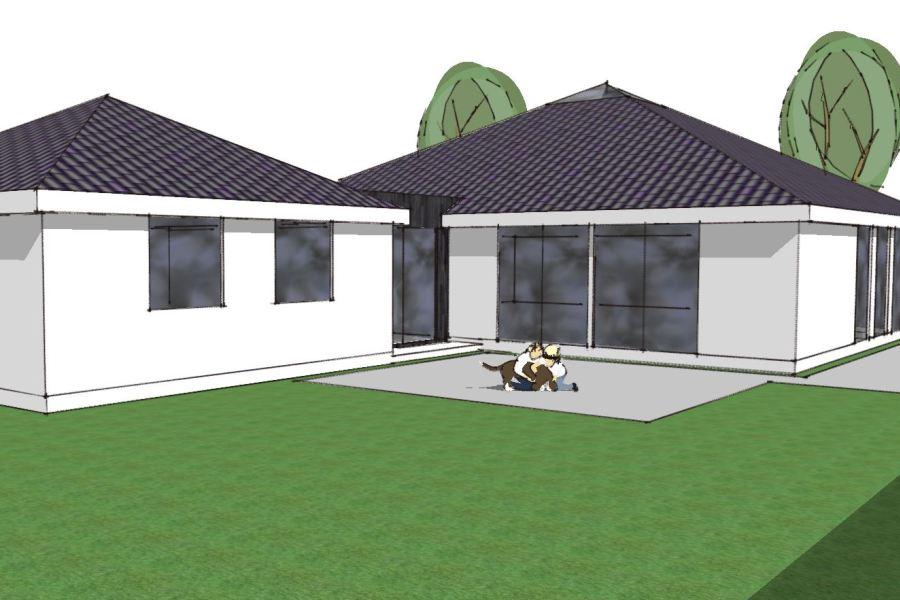 Tilbygning til pyramidetag - Arkinaut Arkitekt- og byggerådgivning Aps 04