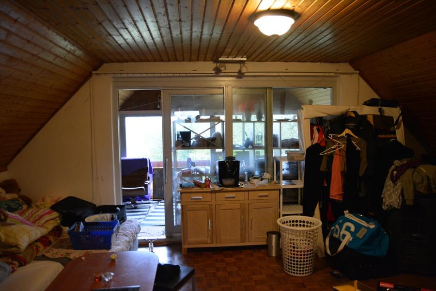 Køkken/alrum på 1. sal - Ombygning - Arkinaut Arkitekt- og byggerådgivning Aps 11