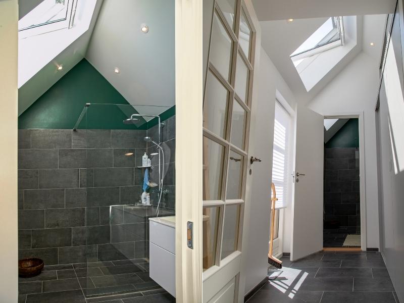 Tilbygning med træ på taget - Arkinaut Arkitekt- og Byggerådgivning Aps 4
